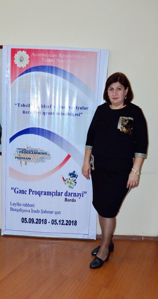 """""""Gənc Proqramçılar Dərnəyi"""""""