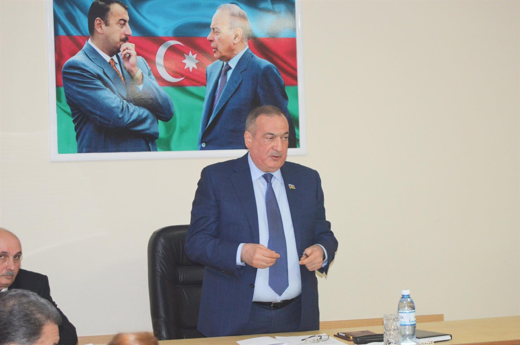 Azərbaycan Kooperasiya Universitetində Elmi Şuranın iclası keçirilib