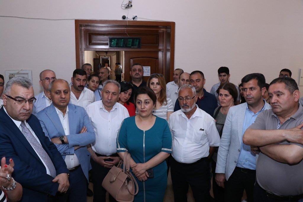 AzTU-da yay imtahan sessiyasını izləmək üçün mediatur təşkil olunub